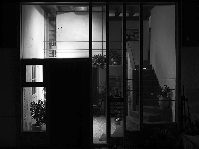 Eingang unseres Büros